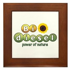 Biodiesel Framed Tile