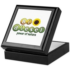Biodiesel Keepsake Box