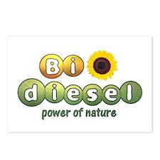 Biodiesel Postcards (Package of 8)