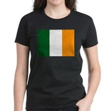 Flag of Ireland. T-Shirt