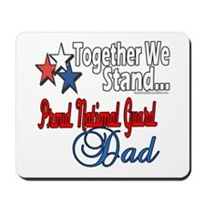 National Guard Father Mousepad