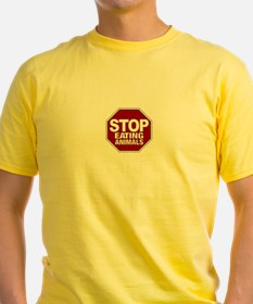 Stop Eating Animals T