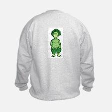 Kids Ed Logo Midget Back Sweatshirt