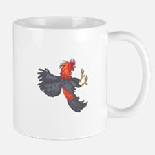 FIGHTING COCK Mugs