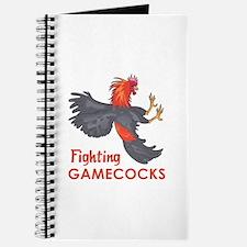 FIGHTING GAMECOCKS Journal