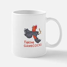 FIGHTING GAMECOCKS Mugs