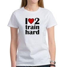I Love to Train Hard (W)
