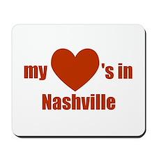 Nashville Mousepad
