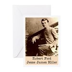 Robert Ford Greeting Cards (Pk of 10)