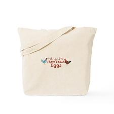 Cute Eggs for sale Tote Bag