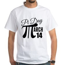 Pi Day March 14 Shirt