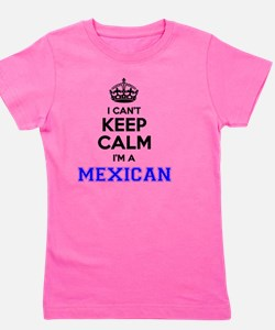 Cute I am mexican Girl's Tee