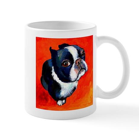 boston terrier 4 Mug