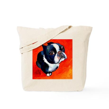 Boston terrier 4 Tote Bag