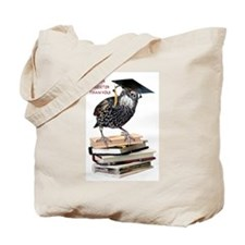 Back to School Starling Tote Bag