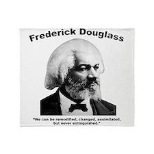 Douglass: Extinguish Throw Blanket