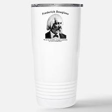 Douglass: Extinguish Travel Mug