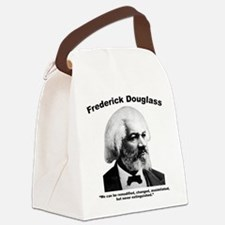 Douglass: Extinguish Canvas Lunch Bag