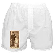 John Wesley Hardin Boxer Shorts