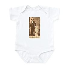 John Wesley Hardin Infant Bodysuit