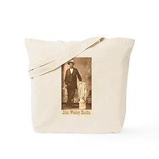 John Wesley Hardin Tote Bag
