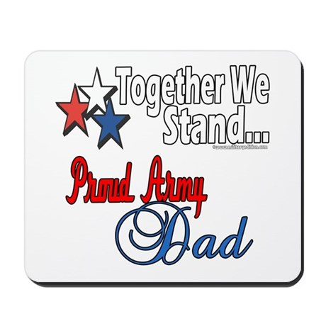 Army Father Mousepad