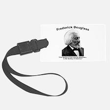Douglass: Destiny Luggage Tag