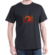 PHOENIX RISING FROM FLAMES T-Shirt