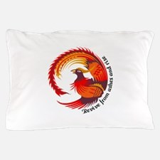 REVIVE FROM ASHES AND RISE Pillow Case