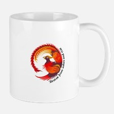 REVIVE FROM ASHES AND RISE Mugs