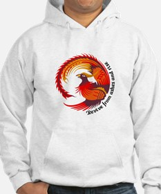 REVIVE FROM ASHES AND RISE Hoodie
