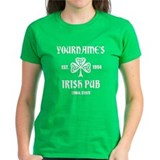 St patricks Women's Dark T-Shirt