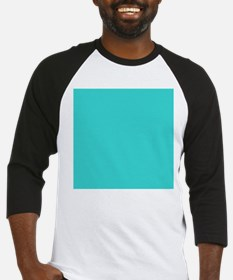 modern abstract teal Baseball Jersey