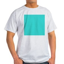 modern abstract teal T-Shirt