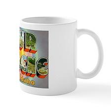 Coeur d'Alene Idaho Small Mug
