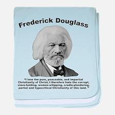 Douglass: Christianity baby blanket