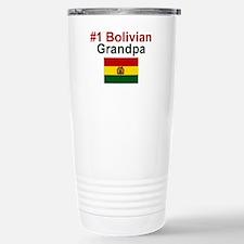 Cute Bolivia Travel Mug