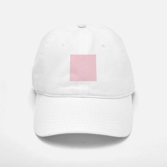 cute blush pink Baseball Baseball Cap