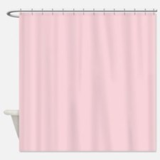 cute blush pink Shower Curtain