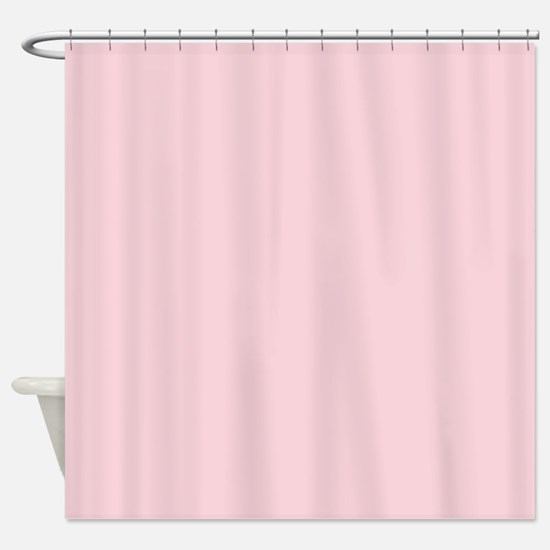 pale pink shower curtain. cute blush pink Shower Curtain Pink Curtains  CafePress