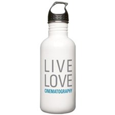 Cinematography Water Bottle