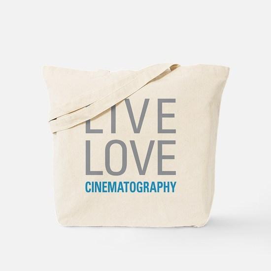 Cinematography Tote Bag