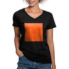 modern plain orange T-Shirt