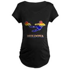 Moldova Soccer Player T-Shirt