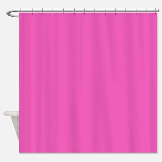pale pink shower curtain. girly fuschia pink Shower Curtain Pink Curtains  CafePress