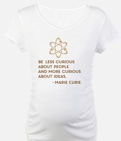 Marie Curie: About People Shirt