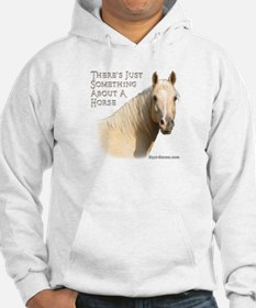 Something About A Horse Hoodie