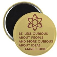 Marie Curie: About People Magnets