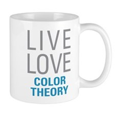 Color Theory Mugs