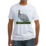 Lavendar Guinea Fitted T-Shirt